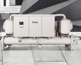 满液式水源热泵机组系列