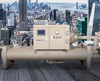 干式水源热泵机组系列