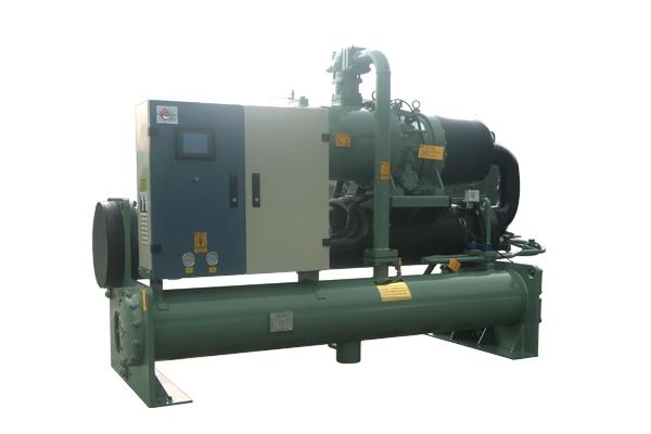 干式螺杆式水冷冷水机组