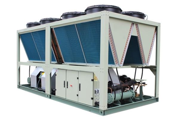 亚低温型螺杆低温风冷冷水机