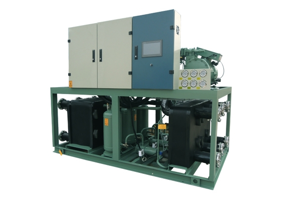 干式螺杆式水源热泵机组