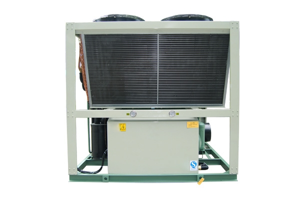 风冷式螺杆热泵机组