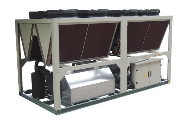 标准型超低温空气源热泵机组